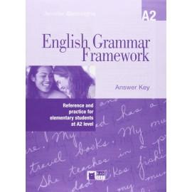 English Grammar Framework A2 Answer Key