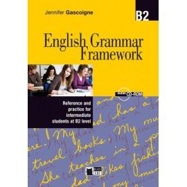 English Grammar Framework B2 + CD-ROM