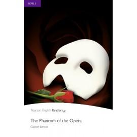 Pearson English Readers: The Phantom of the Opera