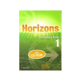 Horizons 1 Student's Book + CD-ROM