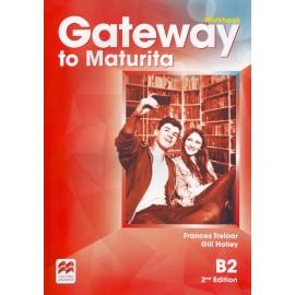 Gateway to Maturita B2 Second Edition Workbook