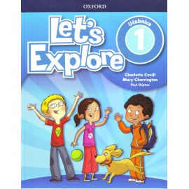Let's Explore 1 Student's Book CZ