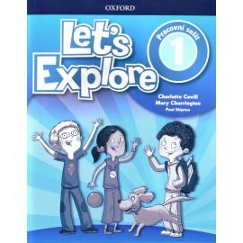 Let's Explore 1 Workbook CZ