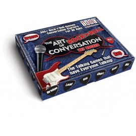The Art of Rock'n'Roll Conversation - 300+ Rock'n'Roll-themed Conversation Starters for All Ages