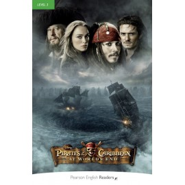 Pearson English Readers: Pirates of the Caribbean: At World's End