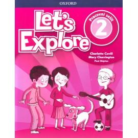 Let's Explore 2 Worbook CZ