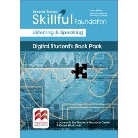Skillful Second Edition Foundation Level Listening and Speaking Premium Digital Student's Book Pack