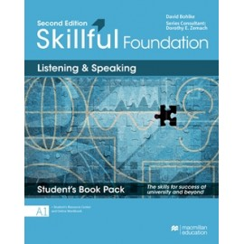 Skillful Second Edition Foundation Level Listening and Speaking Premium Student's Book Pack
