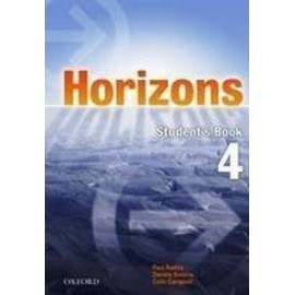 Horizons 4 Student's Book + CD-ROM