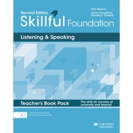 Skillful Second Edition Foundation Level Listening and Speaking Premium Teacher's Pack