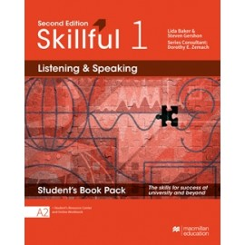 Skillful Second Edition Level 1 Listening and Speaking Premium Student's Pack