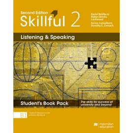 Skillful Second Edition Level 2 Listening and Speaking Premium Student's Pack