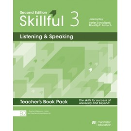 Skillful Second Edition Level 3 Listening and Speaking Premium Teacher's Pack