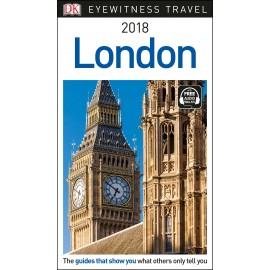 DK Eyewitness Travel Guide: London 2018
