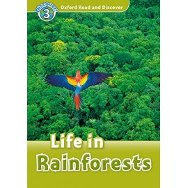 Discover! 3 Life in the Rainforests + MP3 audio download