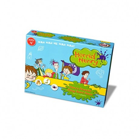 Horrid Henry Favourite Things Board Game