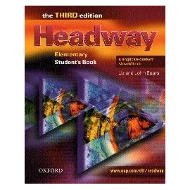 New Headway Elementary Third Edition Student's Book + CZ Wordlist