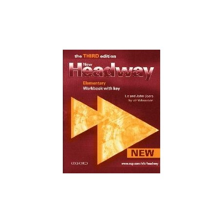 New Headway Elementary Third Edition Workbook (With Answers) Oxford University Press 9780194715102