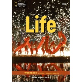 Life (2nd Edition) Beginner Workbook with Answer Key & Workbook Audio CD