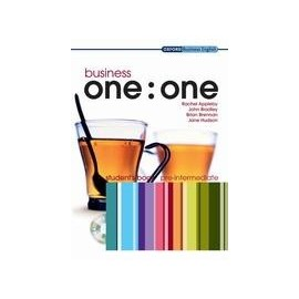 Business one:one Pre-Intermediate Student's Book + MultiROM