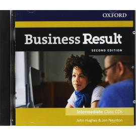 Business Result Second Edition Intermediate Class Audio CDs