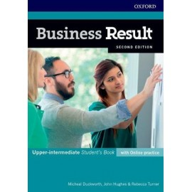 Business Result Second Edition Upper-Intermediate Student's Book with Online Practice