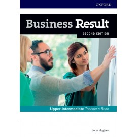 Business Result Second Edition Upper-Intermediate Teacher's Book with DVD