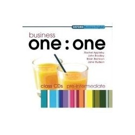 Business one:one Pre-Intermediate Class CDs