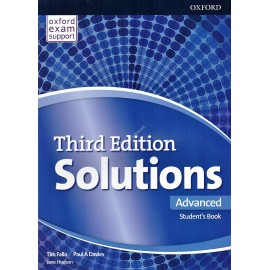(Maturita) Solutions Third Edition Advanced Student's Book