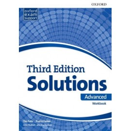 (Maturita) Solutions Third Edition Advanced Workbook