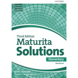 Maturita Solutions Third Edition Elementary Workbook Czech Edition