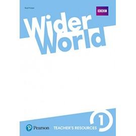 Wider World 1 Teacher's Resource Book