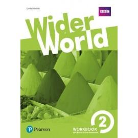 Wider World 2 Workbook with Extra Online Homework Pack