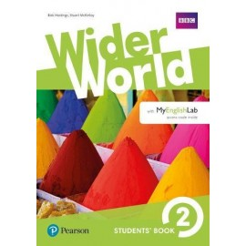 Wider World 2 Student's Book with MyEnglishLab Pack