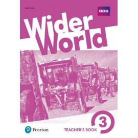 Wider World 3 Teacher's Book with DVD-ROM Pack