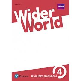 Wider World 4 Teacher's Resource Book