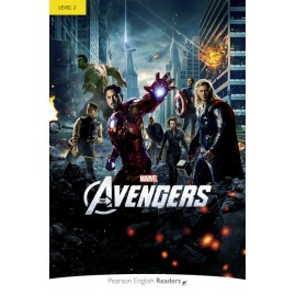 Pearson English Readers: Marvel's The Avengers
