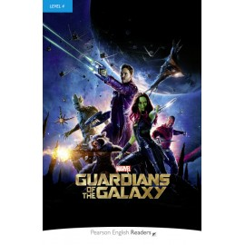 Pearson English Readers: Marvel Studios' Guardians of the Galaxy
