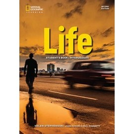 Life Second Edition Intermediate Student's Book with App Code