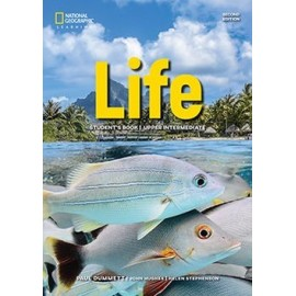 Life Second Edition Upper Intermediate Student's Book with App Code