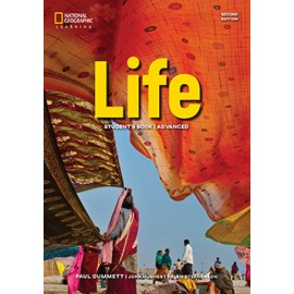 Life Second Edition Advanced Student's Book with App Code