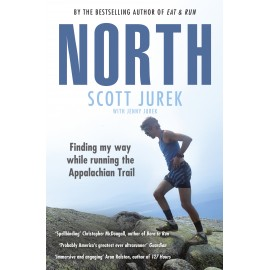 North: Finding My Way While Running the Appalachian Trail (large paperback)