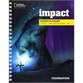 Impact Foundation Lesson Planner with Audio CD, Teacher's Resources CD-ROM & DVD