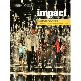 Impact 1 Lesson Planner with Audio CD, Teacher's Resources CD-ROM & DVD
