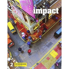 Impact 2 Workbook with Workbook Audio CD