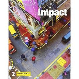 Impact 2 Workbook with Workbook Audio CD
