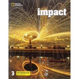 Impact 3 Workbook with Workbook Audio CD