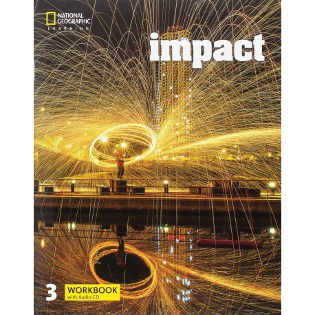 Impact 3 Workbook with Workbook Audio CD