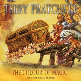 The Colour of Magic CD (Audiobook)