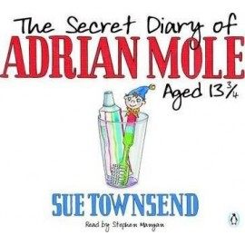 The Secret Diary of Adrian Mole Aged 13 3/4 CD (Audiobook)